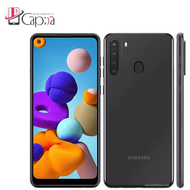 گوشی موبایل سامسونگ مدل Galaxy A21 SM-A217F/DS دو سیمکارت ظرفیت 64 گیگابایت