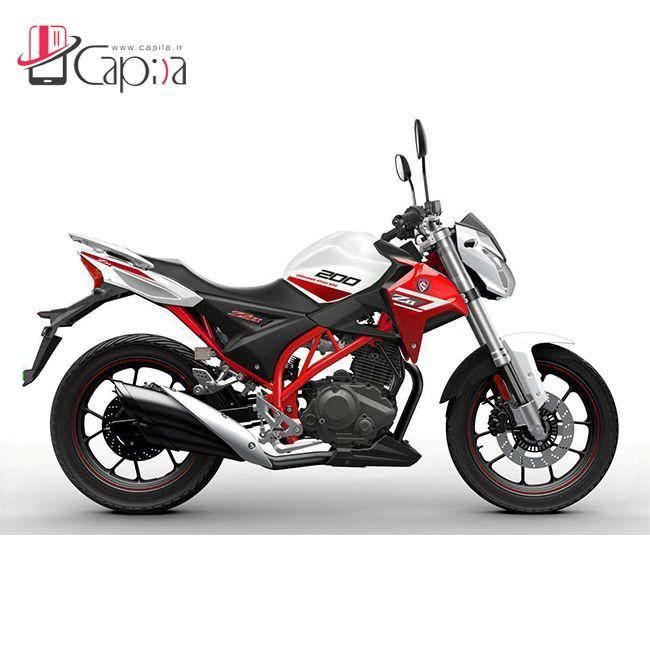 موتورسیکلت دینو مدل ویند ۲۰۰